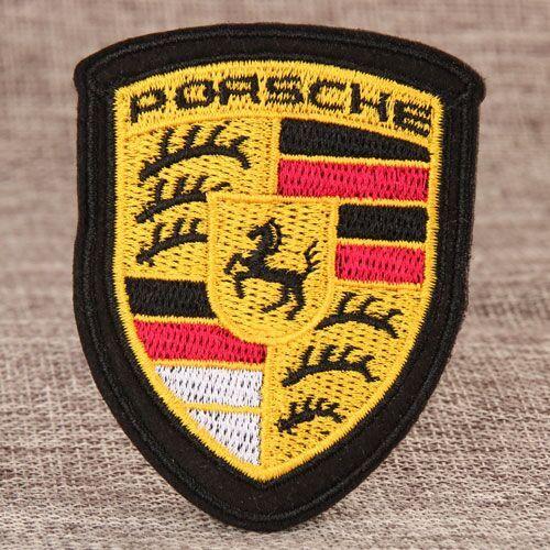 Porsche Cheap Patches