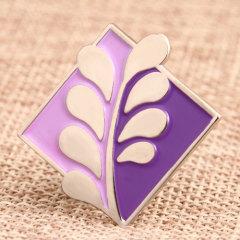 Custom Arum Lapel Pins