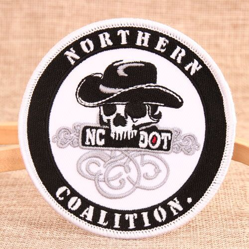 NC Custom Patches No Minimum