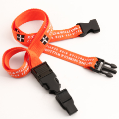 MSW Custom Breakaway Lanyards