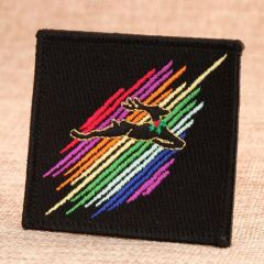 Colourful Cheap Patches