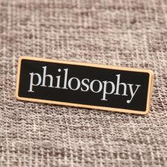 Philosophy Custom Pins