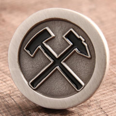 Custom Emblem Lapel Pins