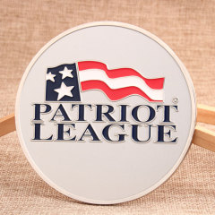 Patriot League Custom Challenge Coins