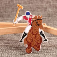 Horse Riding Custom Patches