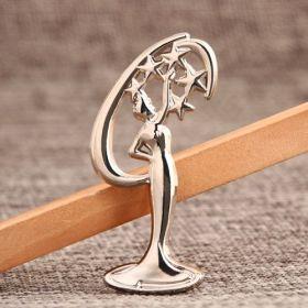 Statue Custom Pins