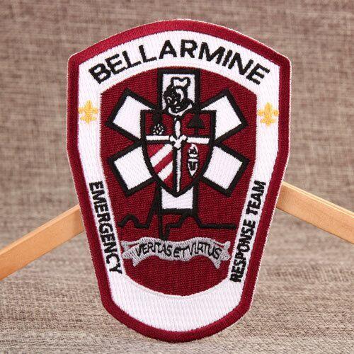 Bellarmine Custom Patches No Minimum