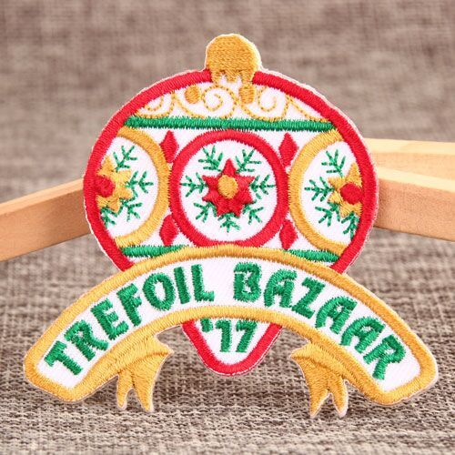 Trefoil Bazaar Cheap Patches