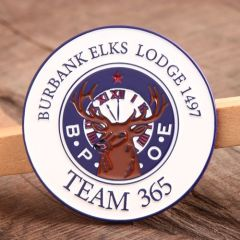 Team 365 Custom Lapel Pins