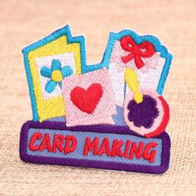 Card Making Custom Patches