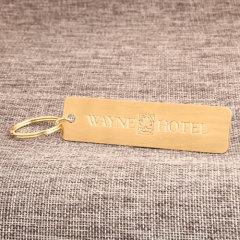 Wayne Hotel Personalized Name Keychains