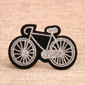 Bicycle Custom Patches