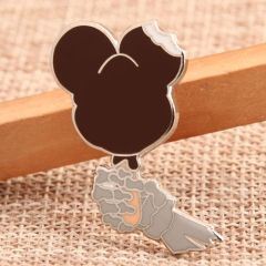 Mickey Ice Cream Custom Pins