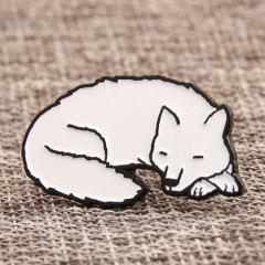 Fox Custom Enamel Pins