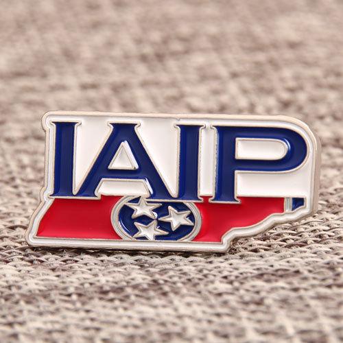 IAIP Custom Lapel Pins