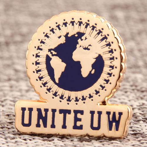 Unite UW Custom Pins