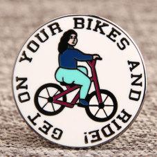 Bikes Custom Pins