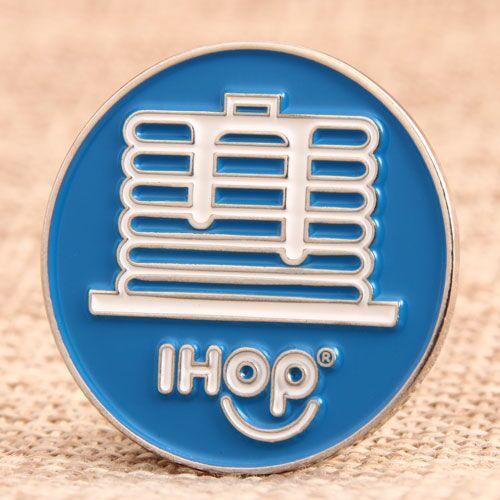 IHOP Custom Enamel Pins