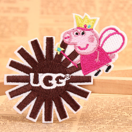 UGG Embroidered Patches