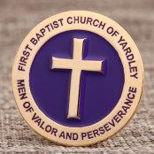 Custom Religion Enamel Pins