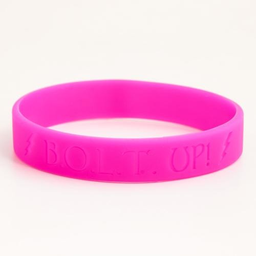 B.O.L.T. UP Wristbands