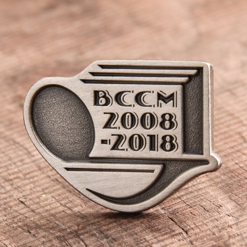 Cheap BCCM Custom Pins