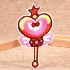 Fairy Wand Custom Patches