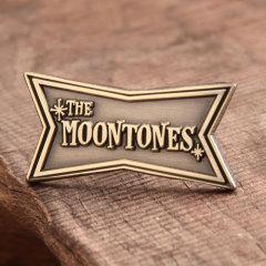 Moon Tones Lapel Pins