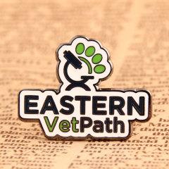 Custom Eastern VetPath Pins