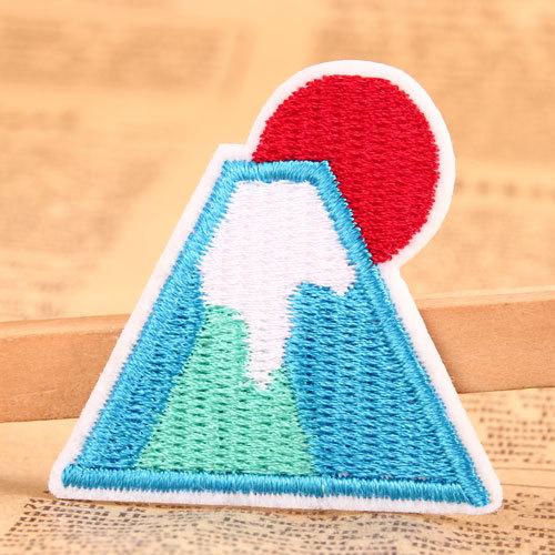 Mount Fuji Custom Patches