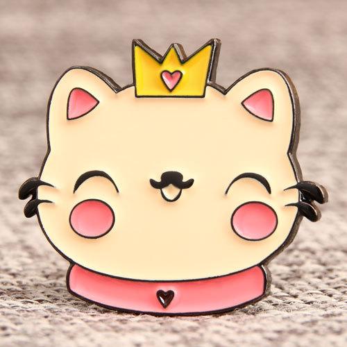 Cartoon Cat Custom Pins