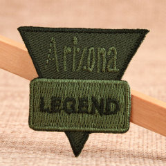 Arizona Legend Custom Patches