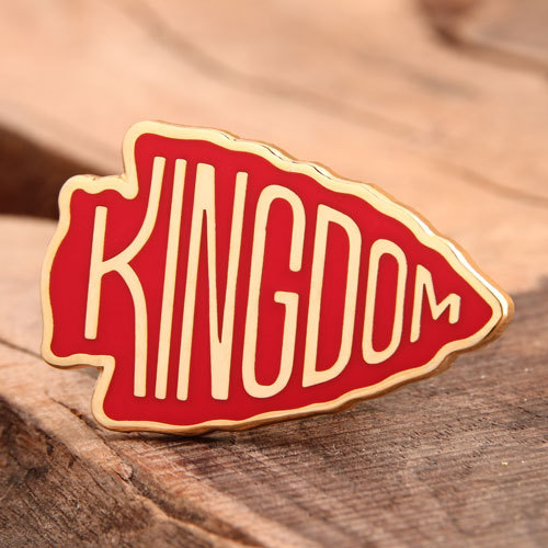 Custom Kingdom Enamel Pins