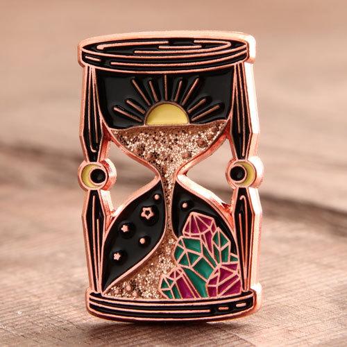 Jewelry Funnel Soft Enamel Pins