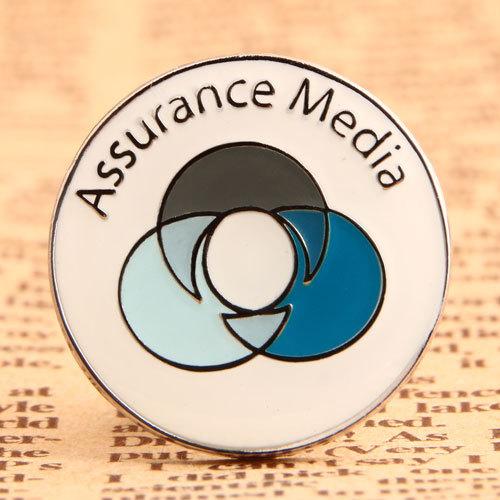 Assurance Media Custom Pins