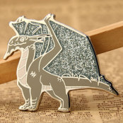 Ancient Animals Custom Pins