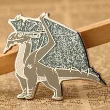 Ancient Animals Custom Pins