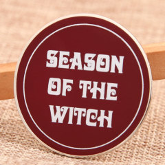 Season Of Witch Custom Pins