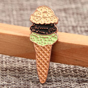 Ice Cream Soft Enamel Pins