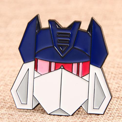 Iron Man Custom Metal Pins