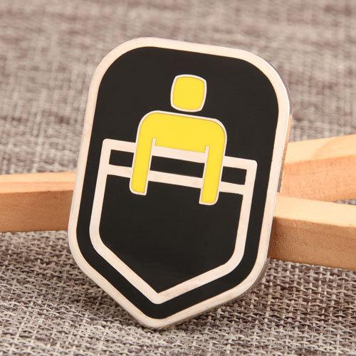 Bed Custom Pins No Minimum