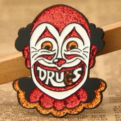 Drugs Custom Lapel Pins