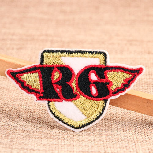 RG Custom Embroidered Patches