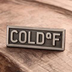 Cold Custom Lapel Pins