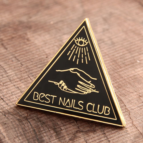 Custom Club Enamel Pins