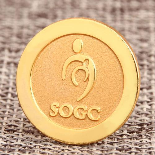 SOGC Custom Enamel Pins