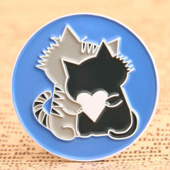 Cat Personalized Lapel Pins