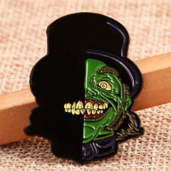 The Hulk Personalized Lapel Pins
