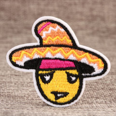Evil Custom Embroidered Patches