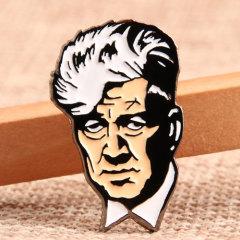 Gentleman Custom Enamel Pins
